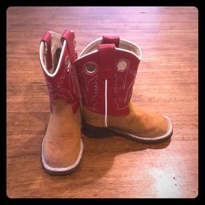 Other - Toddler cowboy boots